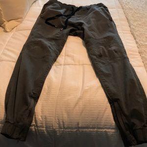 Men's Cotton On drop crotch fit joggers Size M/32